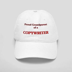 Proud Grandparent of a Copywriter Cap