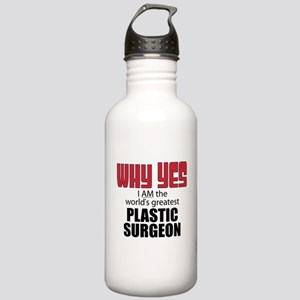 Plastic Surgeon Stainless Water Bottle 1.0L