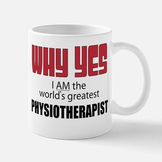 Physiotherapist Mugs