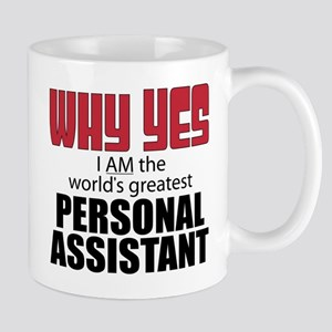 Personal Assistant Mugs