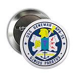 "USS Benewah (APB 35) 2.25"" Button (100 pack)"
