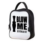 Blow Me Neoprene Lunch Bag