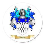 Reyner Round Car Magnet