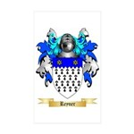 Reyner Sticker (Rectangle 10 pk)