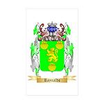 Reynalds Sticker (Rectangle 50 pk)
