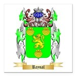Reynal Square Car Magnet 3