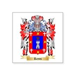 Reyes Square Sticker 3