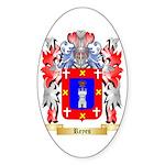 Reyes Sticker (Oval 10 pk)