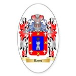 Reyes Sticker (Oval 50 pk)