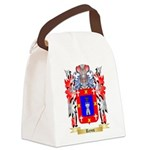 Reyes Canvas Lunch Bag