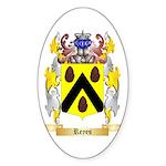 Reyes (Spain) Sticker (Oval)