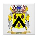 Reyes (Spain) Tile Coaster