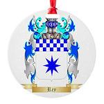 Rey Round Ornament
