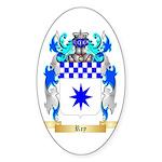 Rey Sticker (Oval 10 pk)