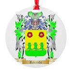 Rexrode Round Ornament