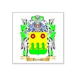 Rexrode Square Sticker 3
