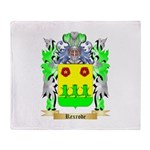 Rexrode Throw Blanket