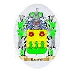 Rexrode Oval Ornament