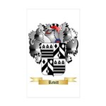 Revitt Sticker (Rectangle 10 pk)