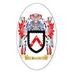 Reville Sticker (Oval 10 pk)