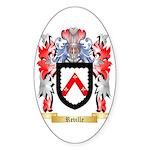 Reville Sticker (Oval 50 pk)
