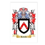 Reville Postcards (Package of 8)