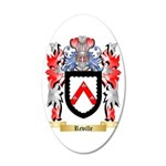 Reville 35x21 Oval Wall Decal