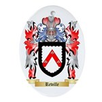Reville Oval Ornament
