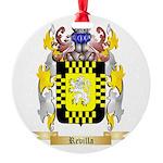 Revilla Round Ornament