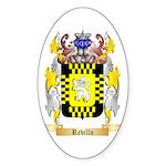 Revilla Sticker (Oval)