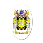 Revilla 35x21 Oval Wall Decal