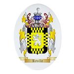 Revilla Oval Ornament