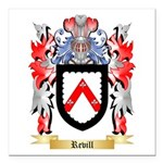 Revill Square Car Magnet 3