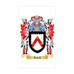 Revill Sticker (Rectangle 50 pk)