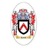 Revill Sticker (Oval 50 pk)