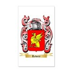 Revere 35x21 Wall Decal