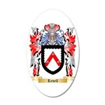 Revell 20x12 Oval Wall Decal