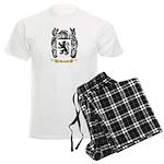 Reutzel Men's Light Pajamas