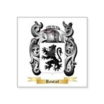 Reutzel Square Sticker 3