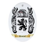Reutzel Oval Ornament