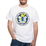 USS Benewah (APB 35) White T-Shirt