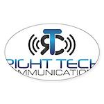 Right Tech Main Logo Sticker