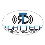 Right Tech Main Logo Sticker