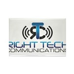 Right Tech Main Logo Magnets