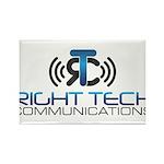 Right Tech Main Logo Magnets