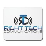 Right Tech Main Logo Mousepad