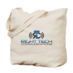 Right Tech Main Logo Tote Bag