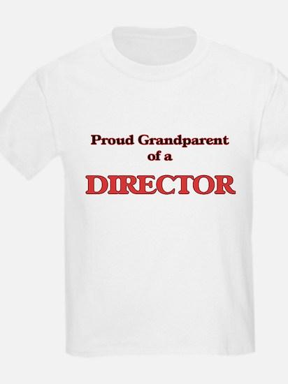 Proud Grandparent of a Director T-Shirt