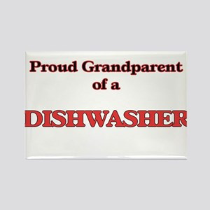 Proud Grandparent of a Dishwasher Magnets
