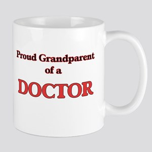 Proud Grandparent of a Doctor Mugs